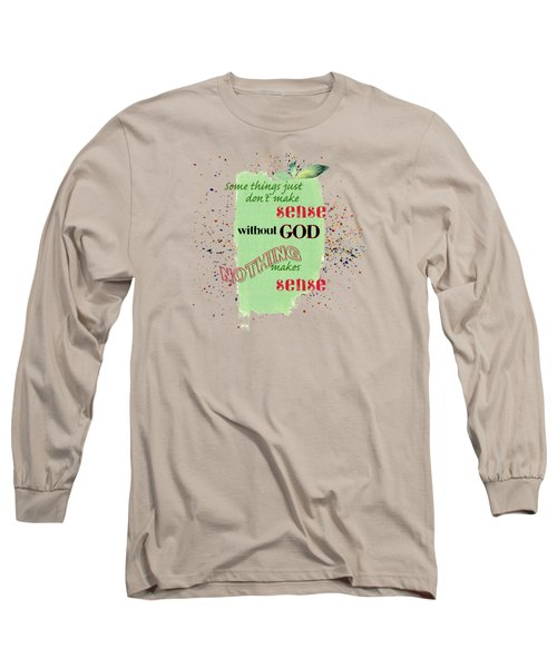 Sense Long Sleeve T-Shirt