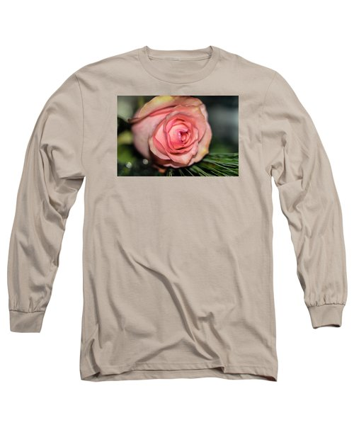 Long Sleeve T-Shirt featuring the photograph Sentimentality by Diana Mary Sharpton