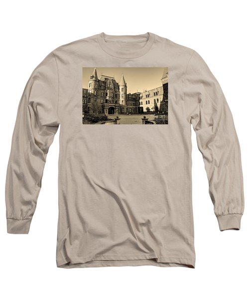 Sepia High Long Sleeve T-Shirt by Chris Anderson