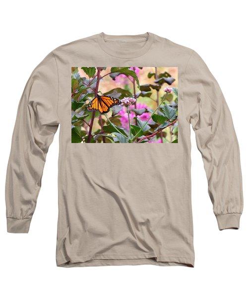 September Monarch Long Sleeve T-Shirt