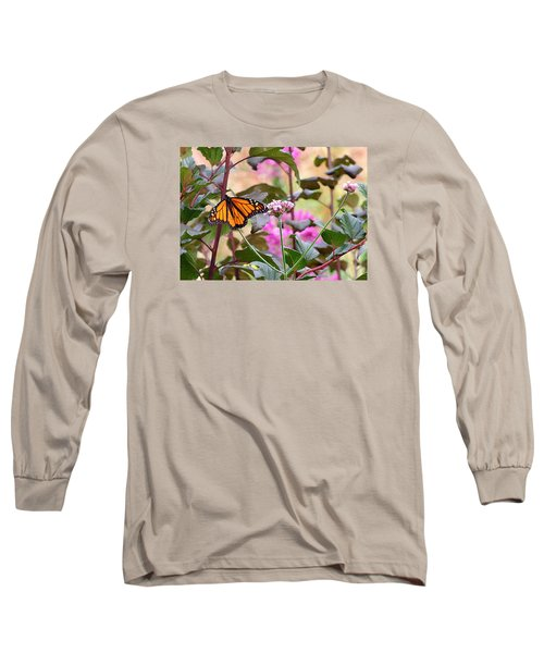 September Monarch Long Sleeve T-Shirt