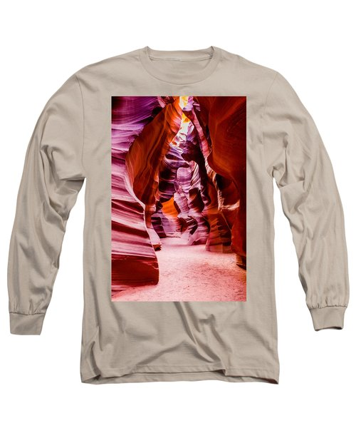 Serene Light Long Sleeve T-Shirt