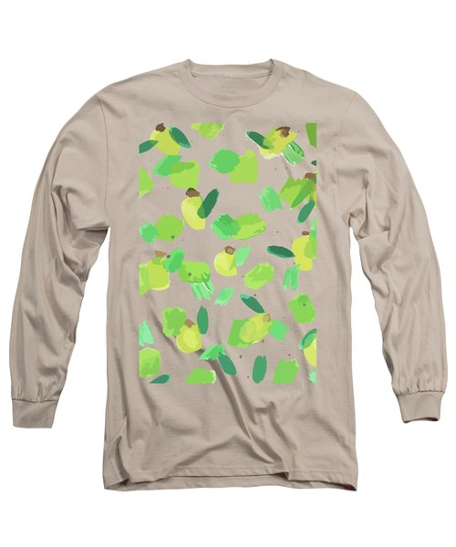 Series Pink 007 Long Sleeve T-Shirt