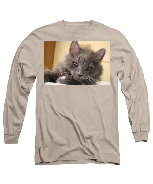 Seriously Bro Just Stop With The Photos  Long Sleeve T-Shirt by Scott D Van Osdol