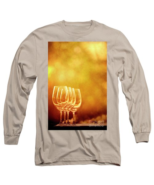 Set For Four Long Sleeve T-Shirt