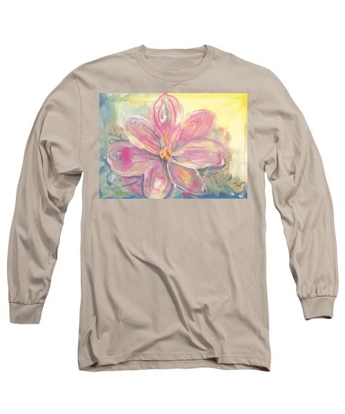 Seven Petals Long Sleeve T-Shirt