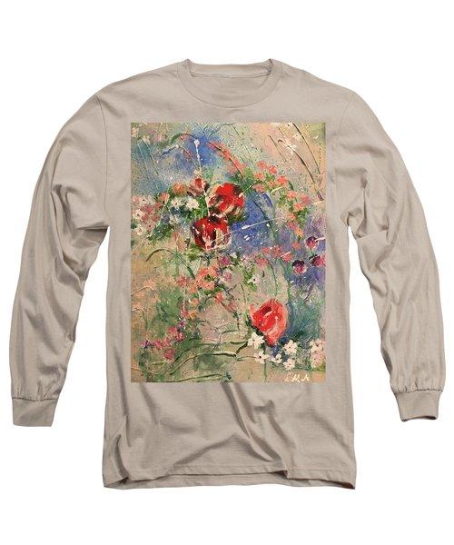 Shabby Chic #2 Long Sleeve T-Shirt