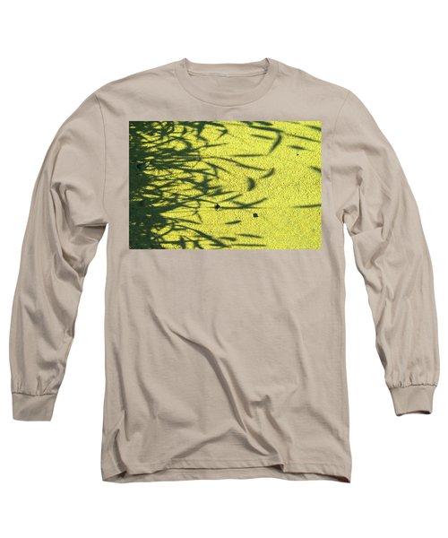 Shadows Long Sleeve T-Shirt by Lenore Senior