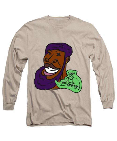 Shalom Brethren Long Sleeve T-Shirt