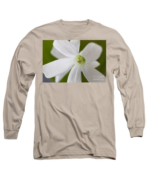Shamrock Blossom Long Sleeve T-Shirt