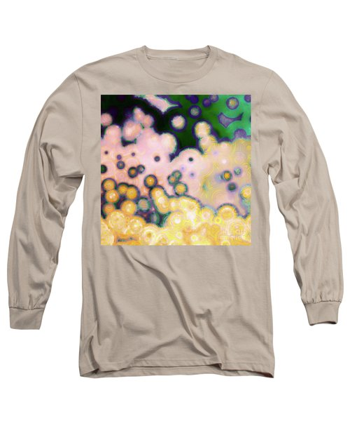 Shaped By The Creator. Romans 8 29 Long Sleeve T-Shirt by Mark Lawrence