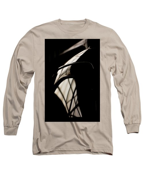 Long Sleeve T-Shirt featuring the photograph Shapes by Paul Job