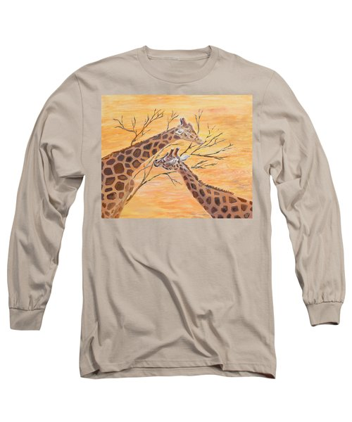 Sharing Long Sleeve T-Shirt