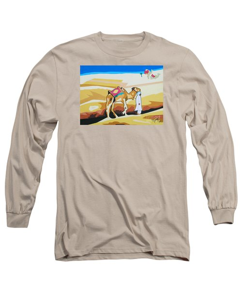 Sharing The Journey Long Sleeve T-Shirt