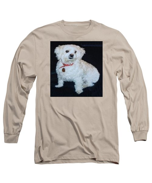 Sharons Friend Long Sleeve T-Shirt by Fortunate Findings Shirley Dickerson