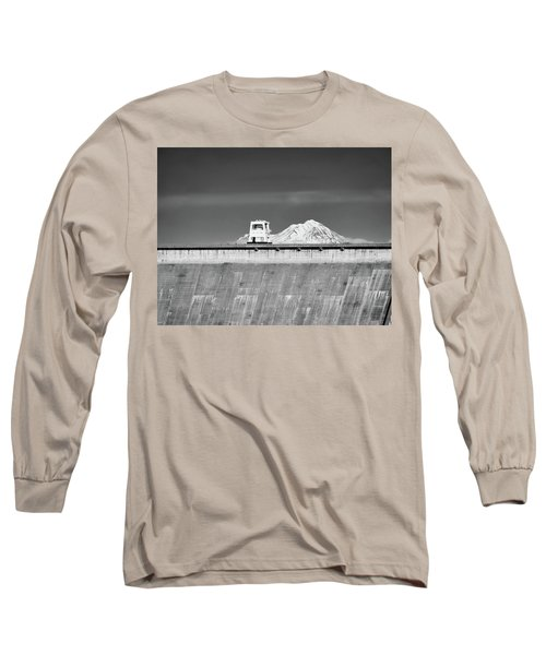 Shasta Dam  Long Sleeve T-Shirt