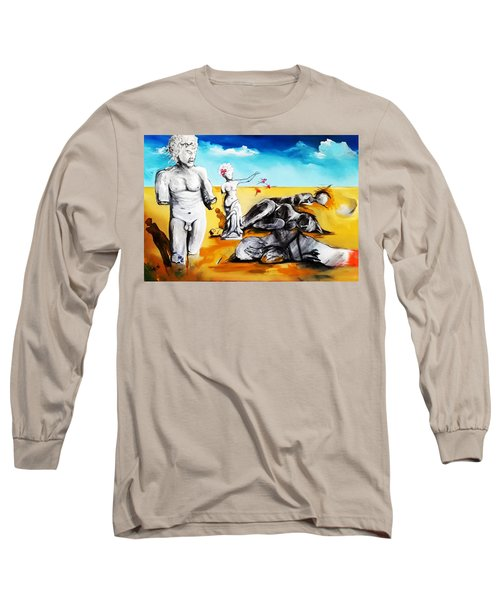 Shattered Limbs To Shattered Souls Long Sleeve T-Shirt