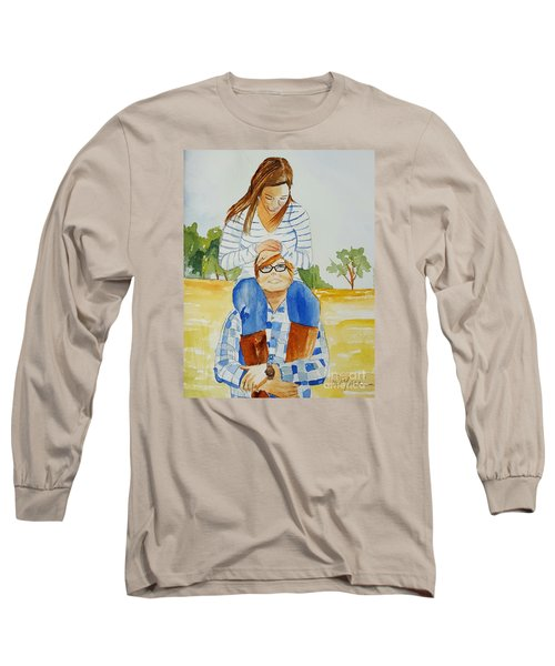 She Said Yes Long Sleeve T-Shirt