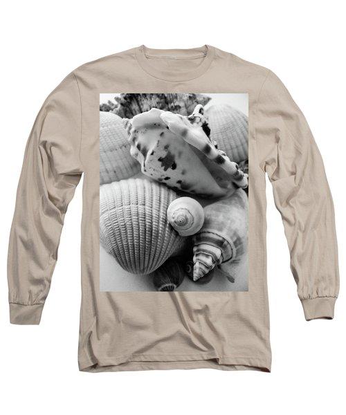 She Sells Seashells Long Sleeve T-Shirt