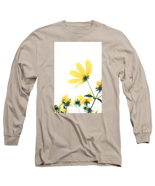 Long Sleeve T-Shirt featuring the photograph She Will Bring Out The Best by Wade Brooks