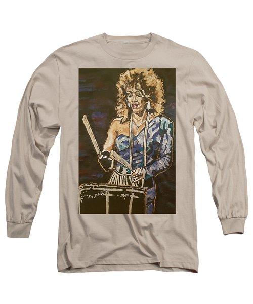 Sheila E Long Sleeve T-Shirt