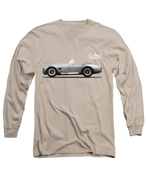 Shelby Cobra 427 Sc 1965 Long Sleeve T-Shirt