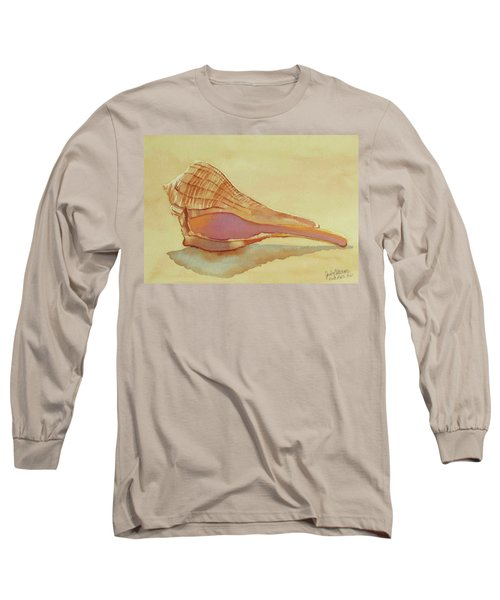 Shell 5 Long Sleeve T-Shirt