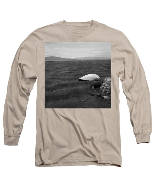 Shell And Sand Long Sleeve T-Shirt