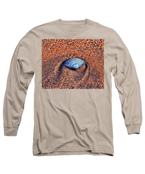 Shell Long Sleeve T-Shirt