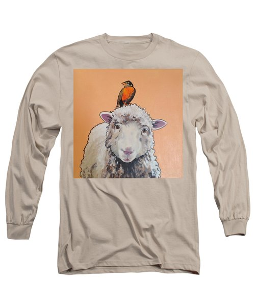 Shelley The Sheep Long Sleeve T-Shirt