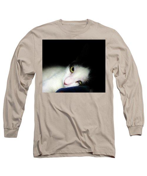 Shelter Cat Long Sleeve T-Shirt