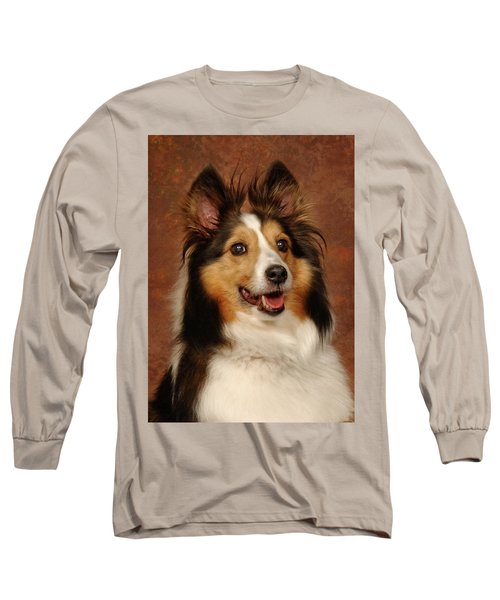 Sheltie Long Sleeve T-Shirt