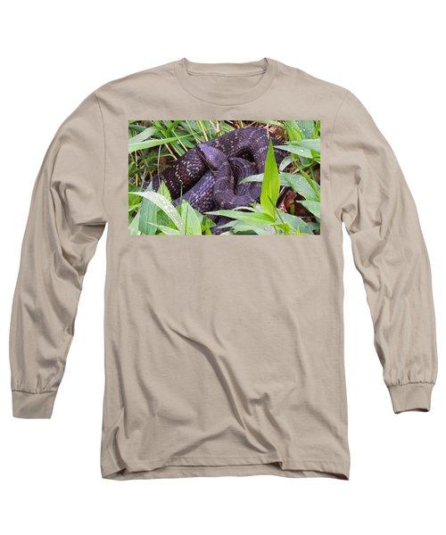 Shhhh1 Long Sleeve T-Shirt