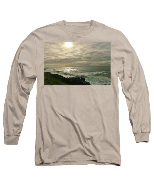 Shimmery  Light Long Sleeve T-Shirt