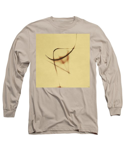 Shining Glyph #05 Long Sleeve T-Shirt