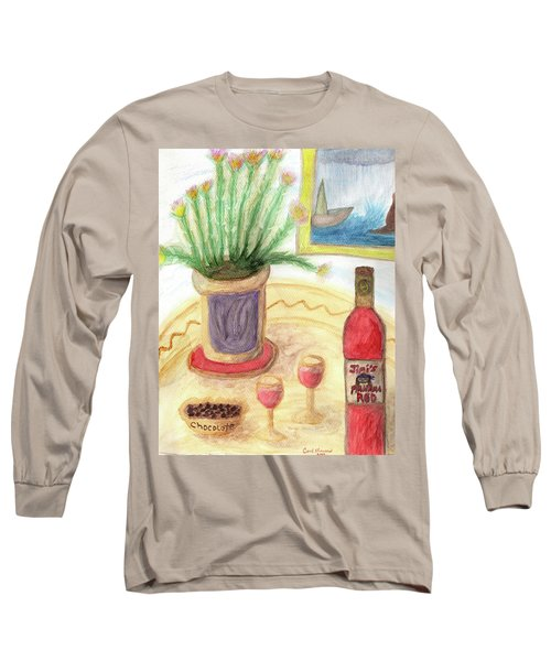 Shipwreck Cove  Long Sleeve T-Shirt