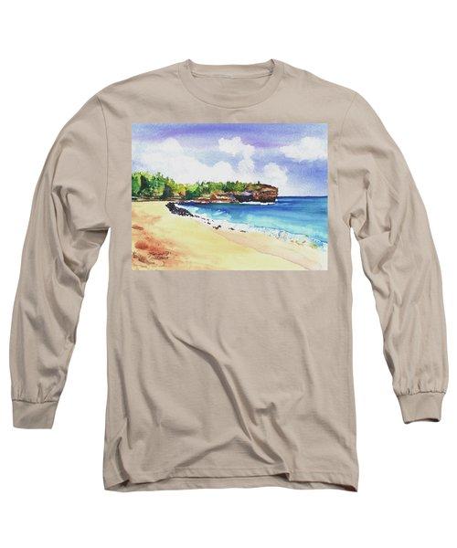 Shipwreck's Beach 2 Long Sleeve T-Shirt