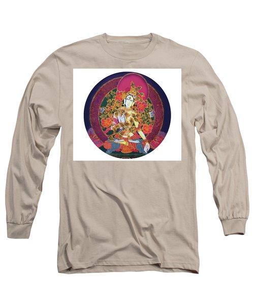 Shiva Shakti Yin And Yang Long Sleeve T-Shirt