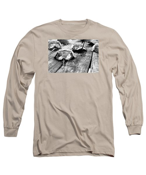 Shoes On The Table Long Sleeve T-Shirt