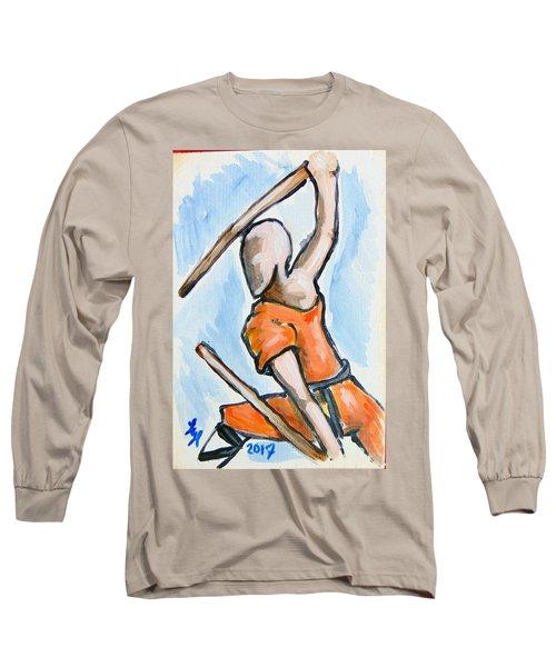Sholin Monk Long Sleeve T-Shirt