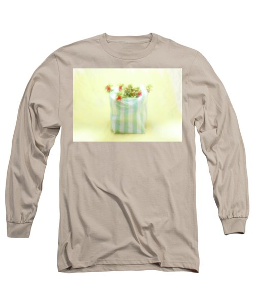 Shopping Bag Long Sleeve T-Shirt