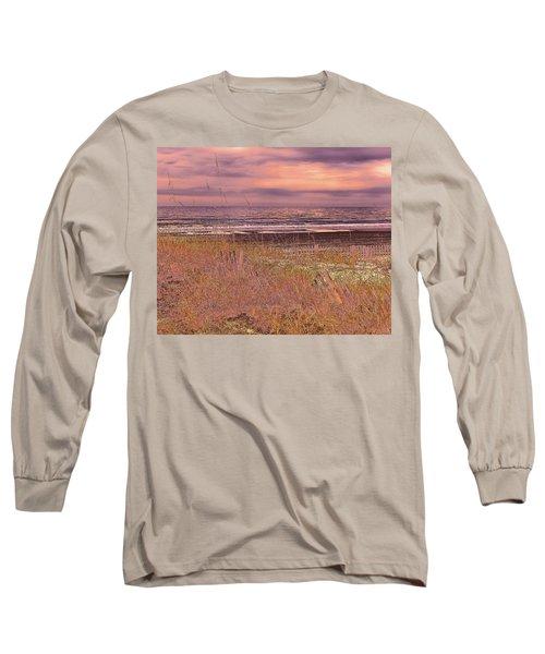 Shores Of Life Long Sleeve T-Shirt