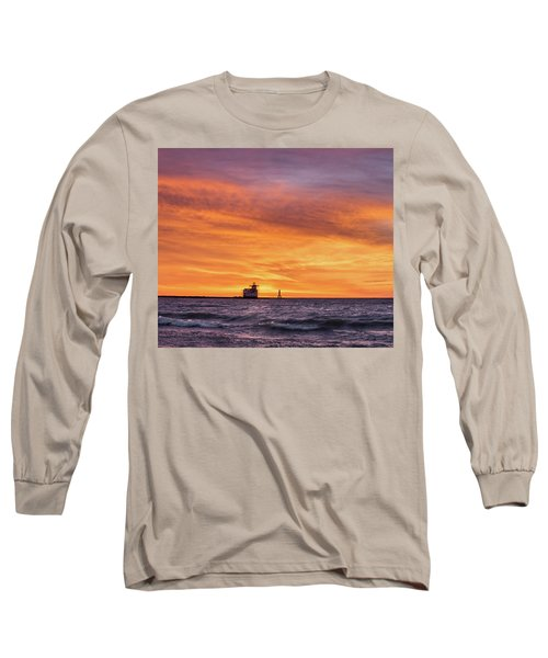 Long Sleeve T-Shirt featuring the photograph Should Have Been There by Bill Pevlor