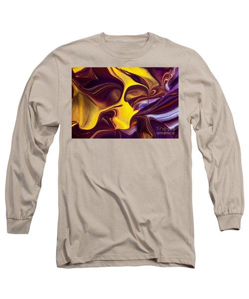 Shout Long Sleeve T-Shirt