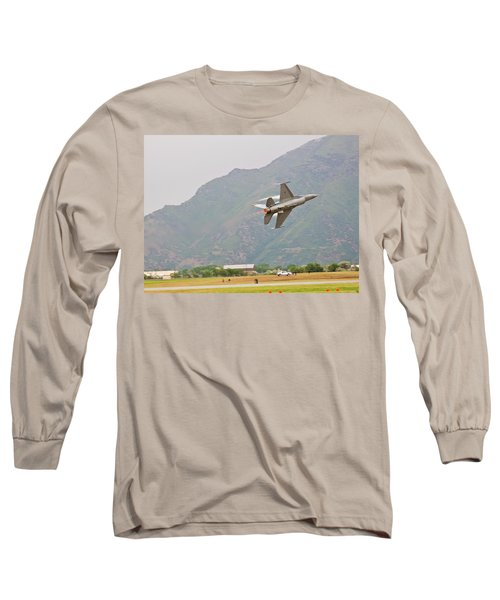 Show Off Long Sleeve T-Shirt