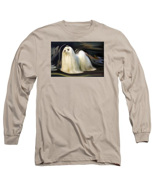 Show Stopper Long Sleeve T-Shirt by Graham Hawcroft pixsellpix
