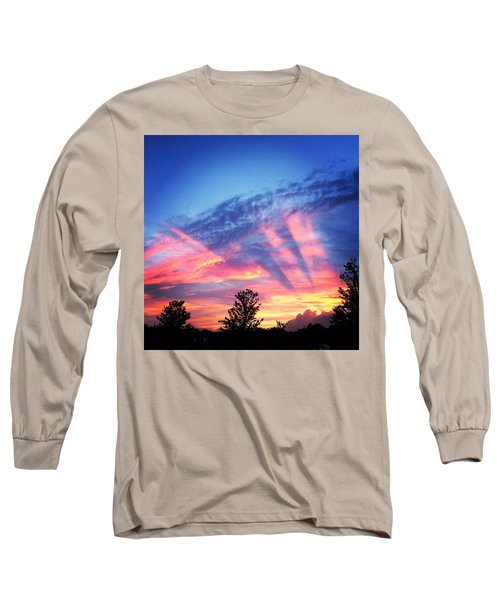 Showtime Sunset Long Sleeve T-Shirt