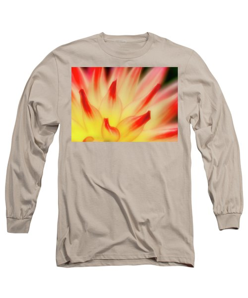 Side View Long Sleeve T-Shirt by Greg Nyquist
