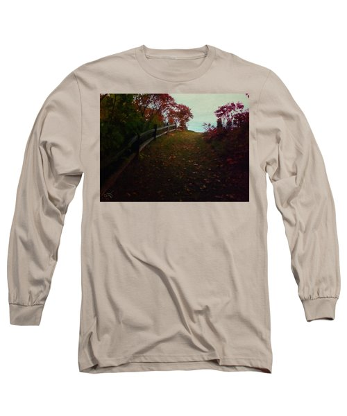 Siena In The Fall Long Sleeve T-Shirt