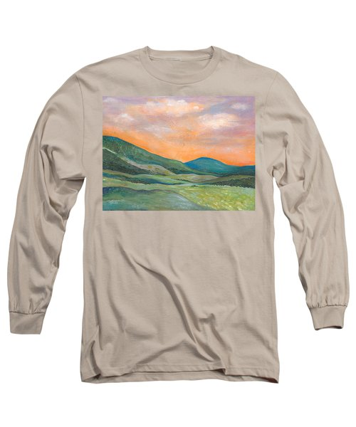 Silent Reverie Long Sleeve T-Shirt by Tanielle Childers